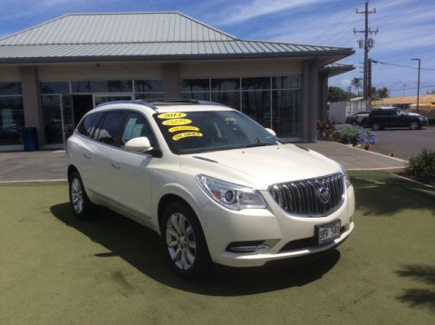 Pre-Owned 2014 Buick Enclave Premium All Wheel Drive SUV