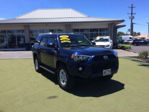 Pre-Owned 2016 Toyota 4Runner SR5 Four Wheel Drive SUV