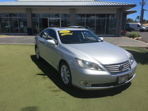 Pre-Owned 2011 Lexus ES 350  Front Wheel Drive Sedan