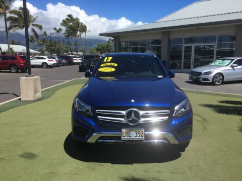 Pre-Owned 2017 Mercedes-Benz GLC GLC 300 AWD 4MATIC®