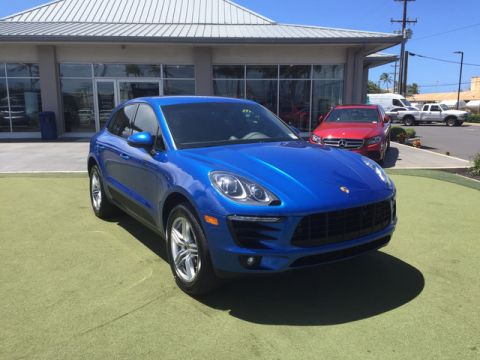 Pre-Owned 2015 Porsche Macan S All Wheel Drive SUV