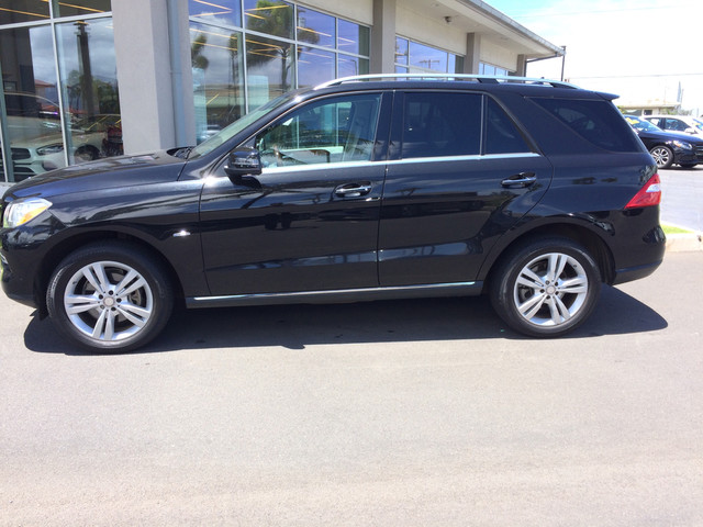 pre owned 2012 mercedes benz m class ml 350 bluetec