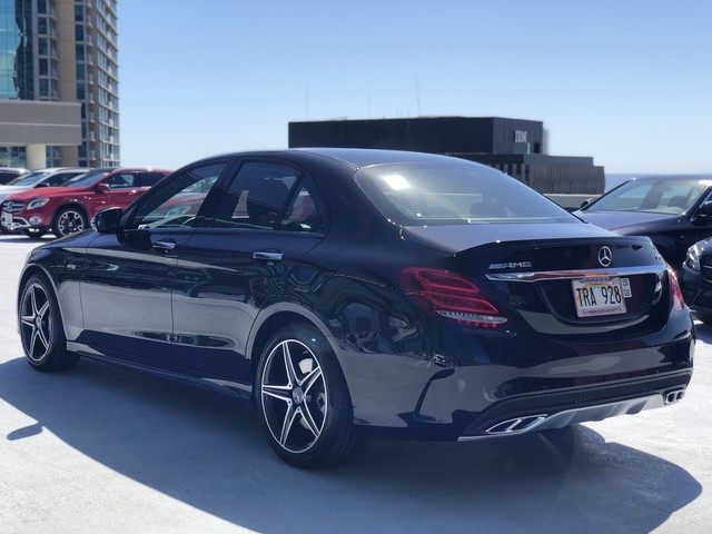 Certified Pre-Owned 2018 Mercedes-Benz C-Class AMG® C 43