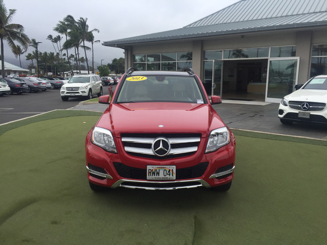 Pre-Owned 2013 Mercedes-Benz GLK GLK 350