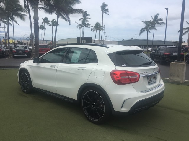 Pre-Owned 2015 Mercedes-Benz GLA AMG® GLA 45 SUV