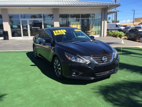 Pre-Owned 2016 Nissan Altima 2.5 SL Front Wheel Drive Sedan