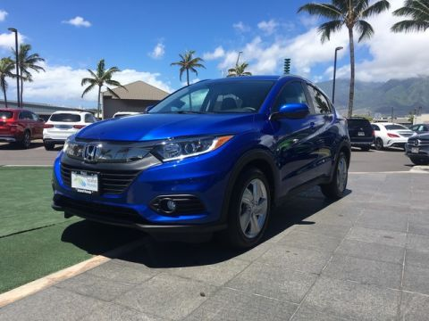 Pre-Owned 2019 Honda HR-V EX-L Front Wheel Drive Sport Utility