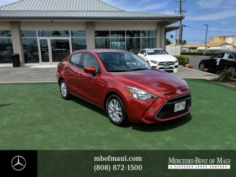 Pre-Owned 2016 Scion iA Front Wheel Drive Sedan