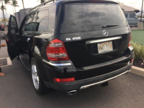 Pre-Owned 2007 Mercedes-Benz GL-Class GL 450 Four Wheel Drive SUV