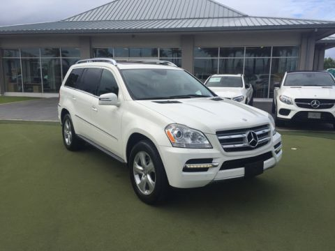 Pre-Owned 2012 Mercedes-Benz GL-Class GL 450 AWD 4MATIC®