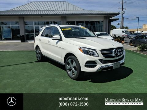 Pre-Owned 2016 Mercedes-Benz GLE GLE 350 Rear Wheel Drive SUV