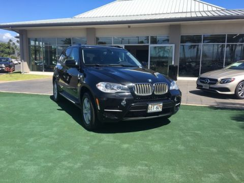 Pre-Owned 2012 BMW X5 35d All Wheel Drive SUV