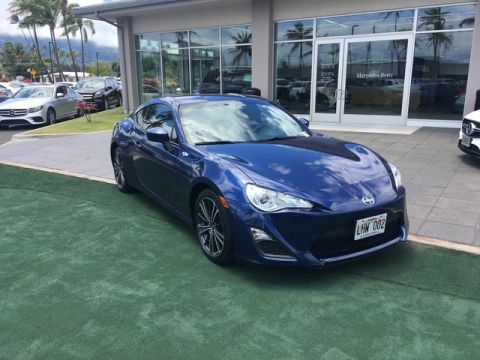 Pre-Owned 2015 Scion FR-S Release Series 1.0 Rear Wheel Drive Coupe