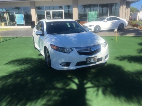 Pre-Owned 2012 Acura TSX Special Edition Front Wheel Drive Sedan