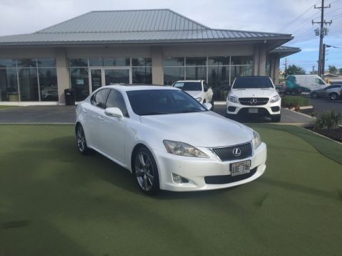 Pre-Owned 2010 Lexus IS 250 Rear Wheel Drive Sedan