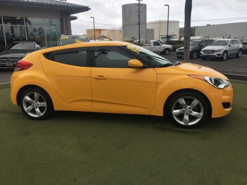 Pre-Owned 2014 Hyundai Veloster Front Wheel Drive 3dr Car