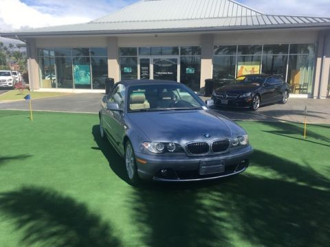 Pre-Owned 2006 BMW 3 Series 330Ci Rear Wheel Drive Coupe