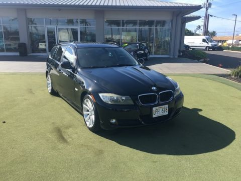 Pre-Owned 2011 BMW 3 Series 328i xDrive All Wheel Drive Sedan