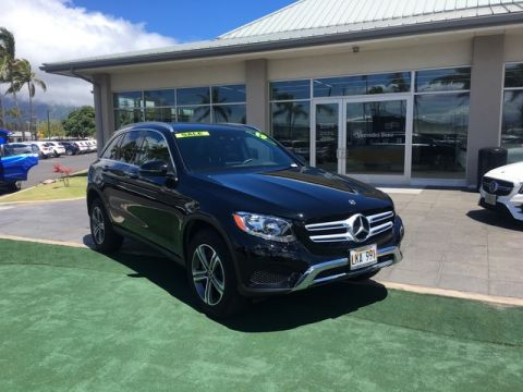 Pre-Owned 2019 Mercedes-Benz GLC GLC 300 Rear Wheel Drive SUV
