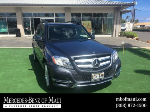 Certified Pre-Owned 2015 Mercedes-Benz GLK GLK 350 Rear Wheel Drive SUV