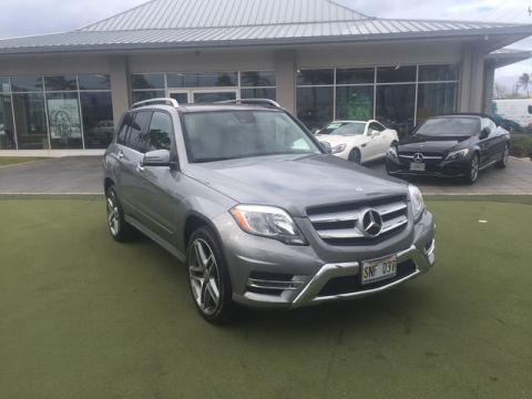 Pre-Owned 2015 Mercedes-Benz GLK GLK 350 Rear Wheel Drive SUV