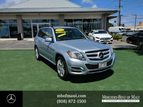 Pre-Owned 2014 Mercedes-Benz GLK GLK 350 Rear Wheel Drive SUV