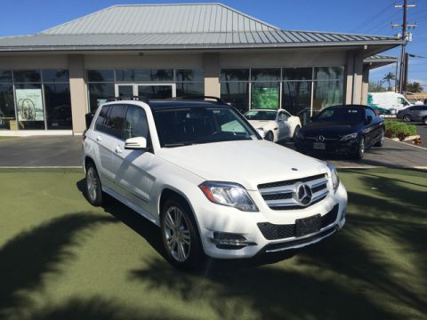 Certified Pre-Owned 2015 Mercedes-Benz GLK GLK 350 AWD 4MATIC®