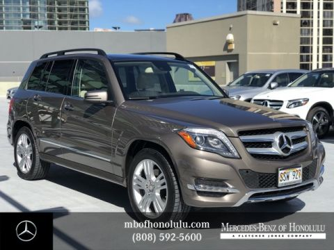Pre-Owned 2015 Mercedes-Benz GLK GLK 350 AWD 4MATIC®