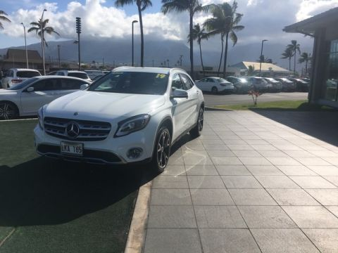 Pre-Owned 2019 Mercedes-Benz GLA GLA 250 Front Wheel Drive SUV