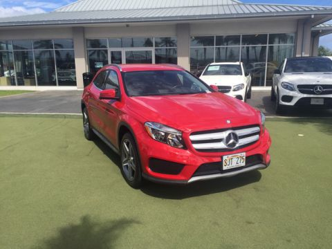 Pre-Owned 2015 Mercedes-Benz GLA GLA 250 AWD 4MATIC®