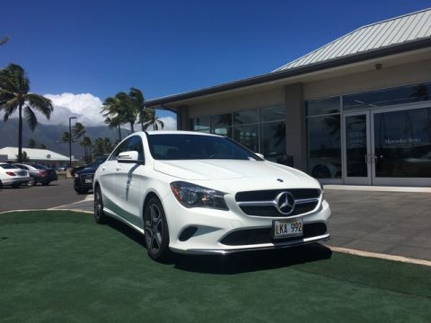 Pre-Owned 2019 Mercedes-Benz CLA CLA 250 Front Wheel Drive Coupe