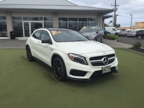 Pre-Owned 2015 Mercedes-Benz GLA GLA 45 AMG® AWD 4MATIC®