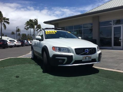 Pre-Owned 2016 Volvo XC70 T5 Platinum All Wheel Drive Station Wagon